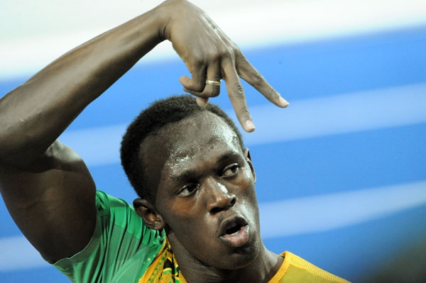Bolt: I would never say Games are rubbish; brave Roach delivers
