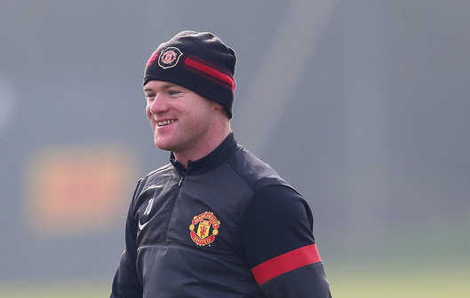 Wayne Rooney ready to fire for Manchester United
