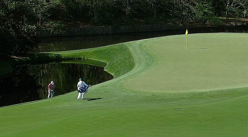 2014 Masters at the Augusta: Live Stream on Masters.com