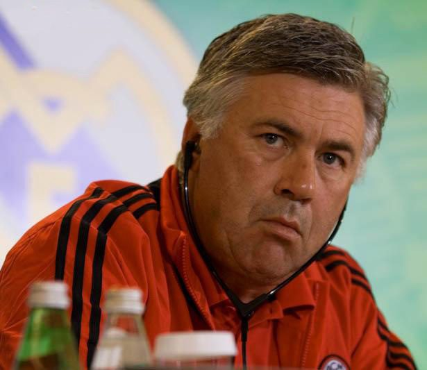 Carlo Ancelotti sacked by Real Madrid