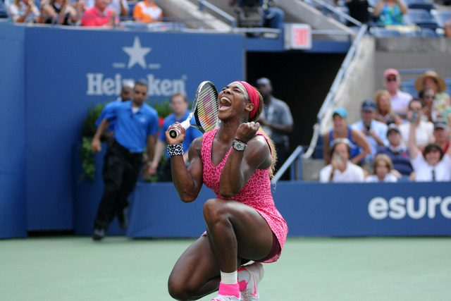 Serena Williams v Caroline Wozniacki: US Open Final