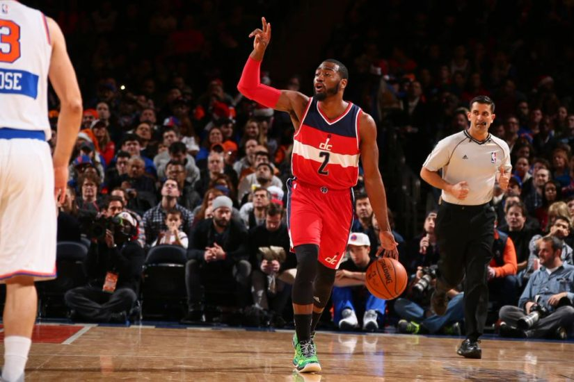 Wall, Wizards Out-Paced Rose, Bulls: NBA Scores and Box Scores
