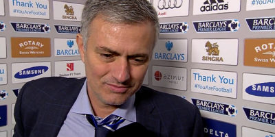 Mourinho at Premier League