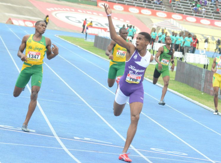 Jamaicans Bloomfield, Taylor Qualify For CARIFTA 400m Final