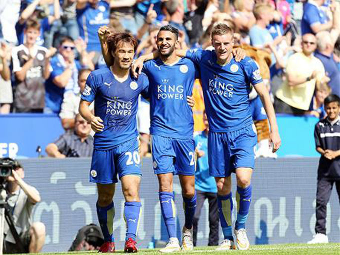 leicester city top scorers