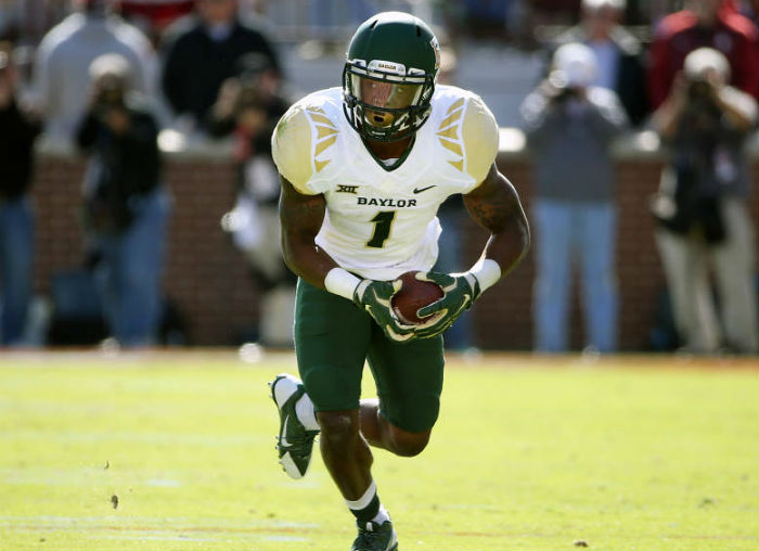 Baylor Bear College Football 2015