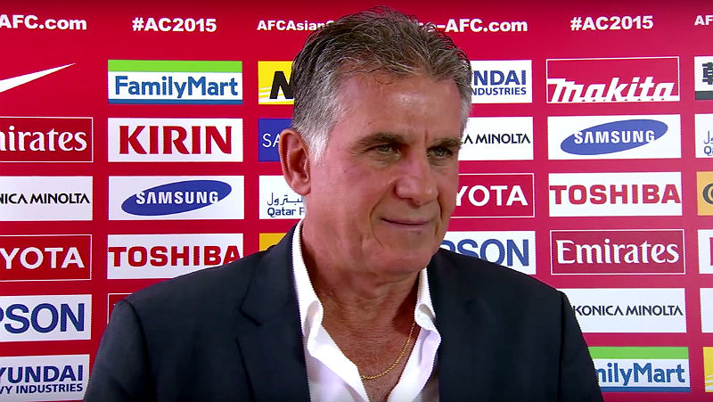 Carlos Queiroz - Manchester United