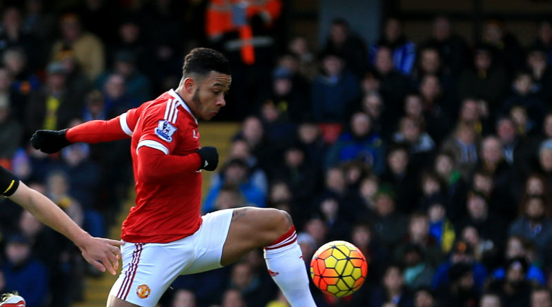Mourinho Set To Block Depay Everton Move, Report Says