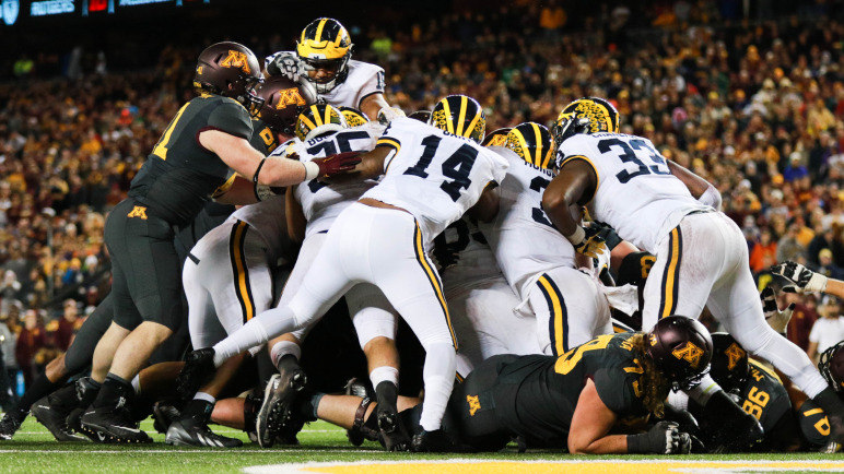 michigan college football scores all ncaa football scores