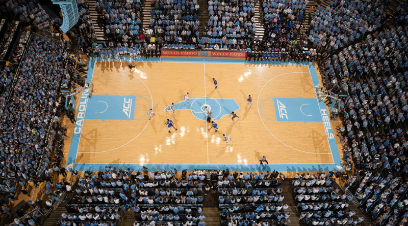 College Basketball Top 25 Scores; #1 UNC Upset: Nov. 21