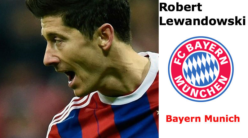 Robert Lewandowski to Real Madrid, EPL