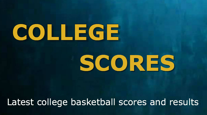 college basketball results