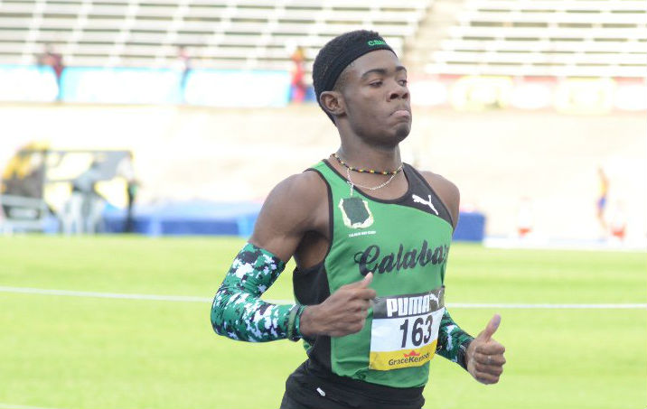 Christopher Taylor Calabar Champs 2016