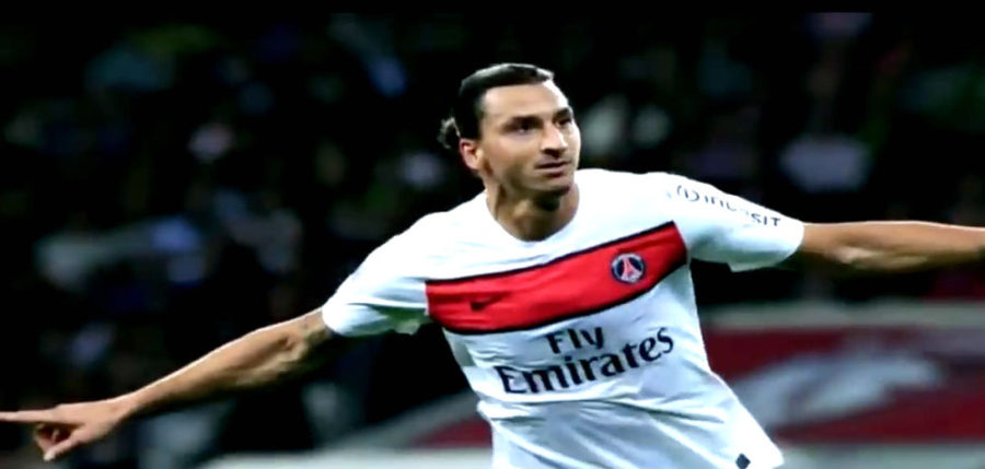 Zlatan Ibrahimovic to Manchester United?