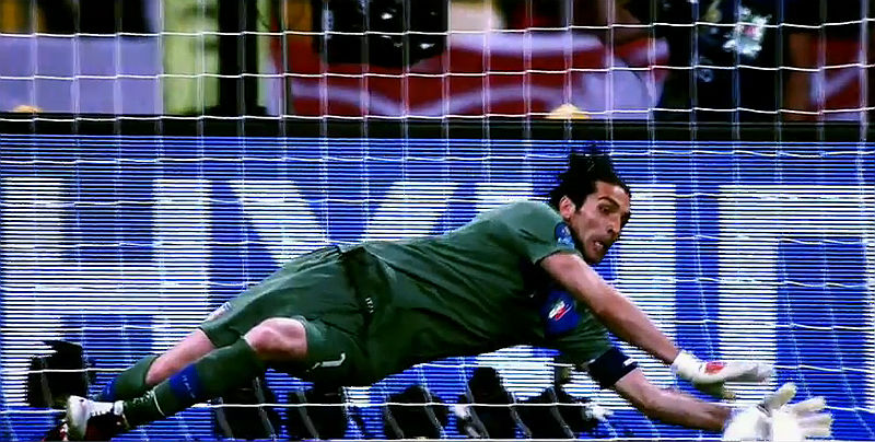 Gianluigi Buffon of Italy: Euro 2016