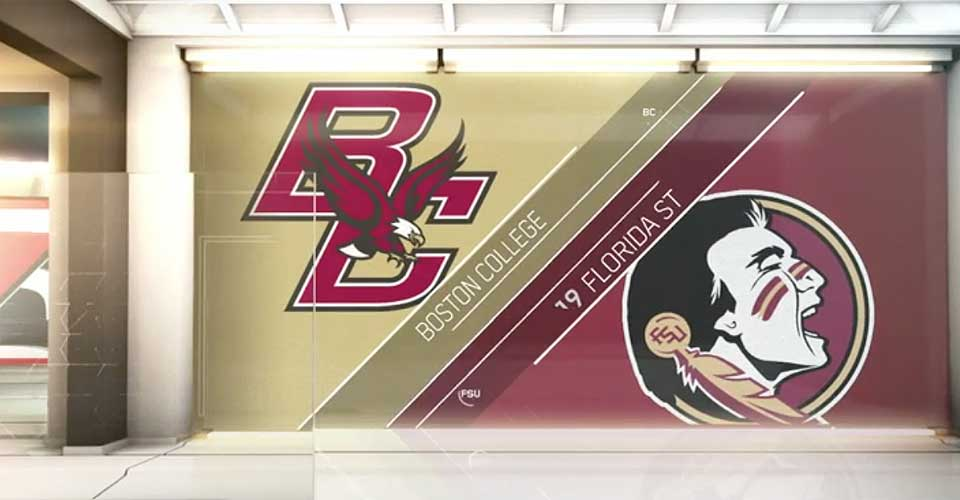 Florida State v Boston College