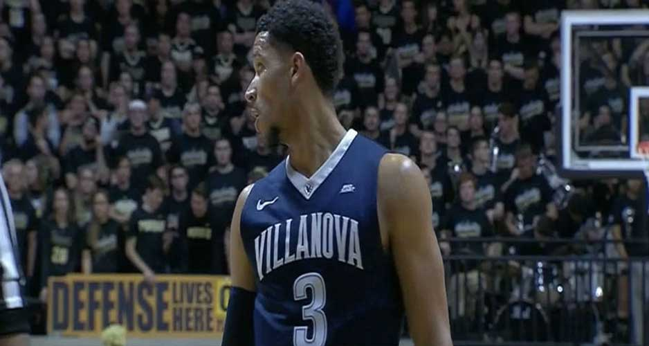 Josh Hart of Villanova Wildcats