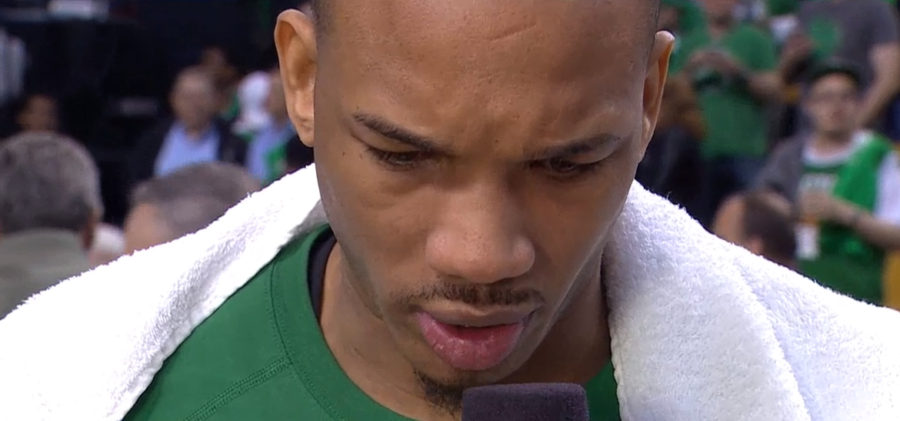 Avery Bradley NBA playoffs