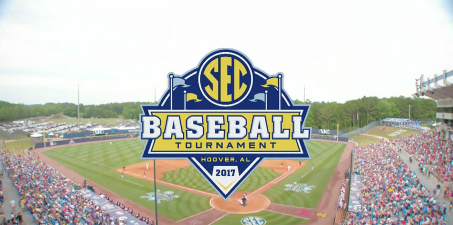 The 2017 SEC Baseball Tournament