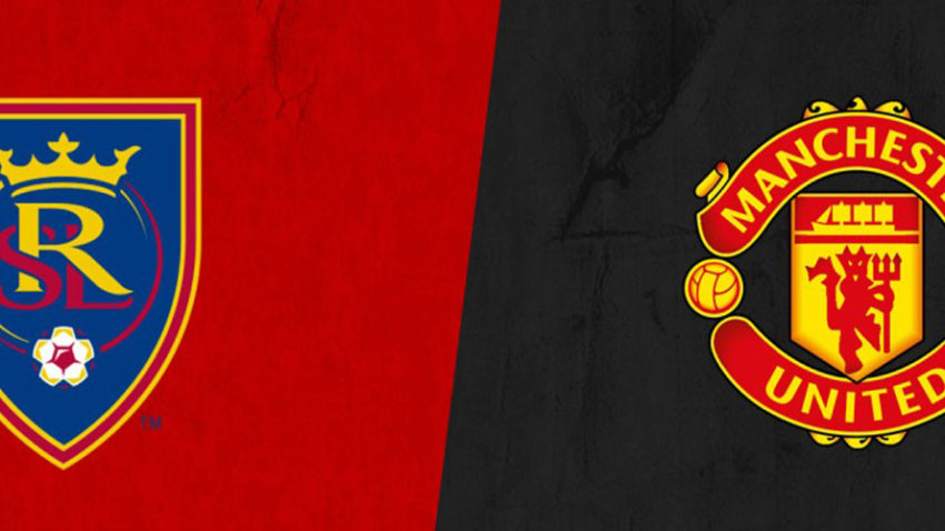 Real Salt Lake v Manchester United