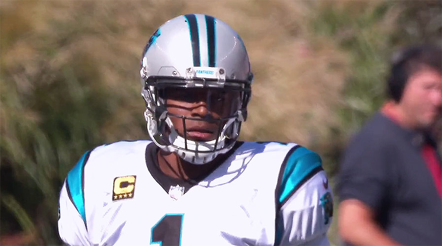 Cam Newton - NFL Carolina Panthers