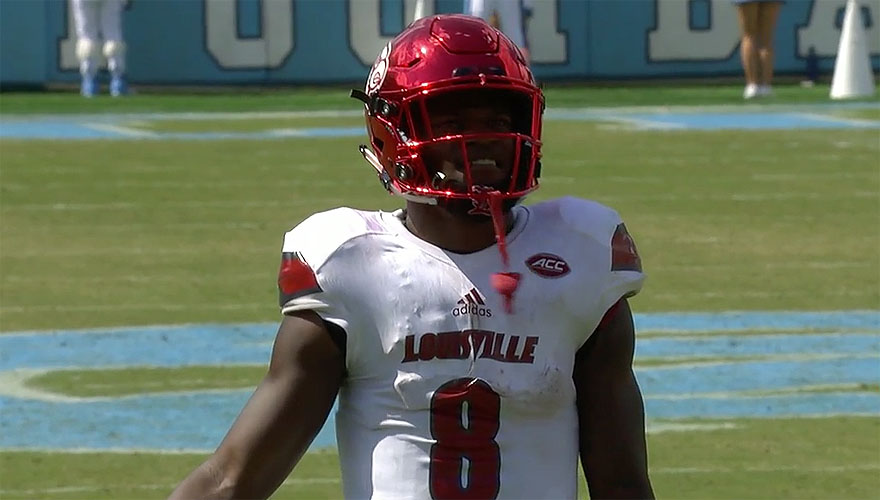 College Football Schedule: Lamar Jackson