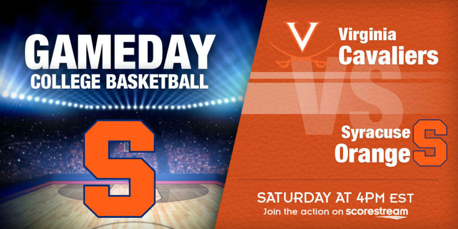 No. 2 Virginia At Syracuse Preview: NCAAB Live On ACC Network