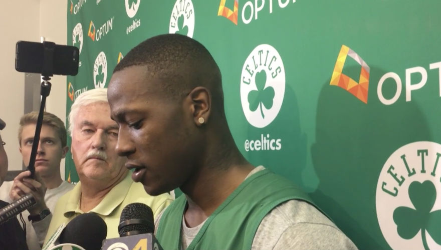 Terry Rozier Boston Celtics