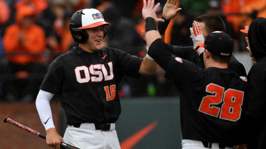 NCAA Super Regional - Oregon State Baseball 2018