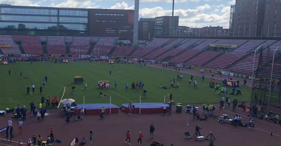 IAAF World U20 Championships Tampere 2018