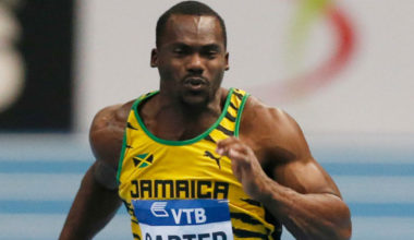 Jamaicans Nesta Carter and Jonielle Smith Win CAC 100m Titles