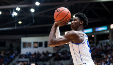 Barrett, Williamson Combined For 59pts, Duke Win 96-60 In Toronto