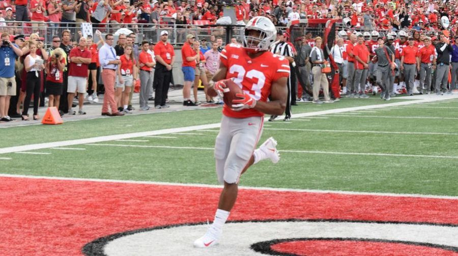 Ohio State Buckeyes 2018 Football