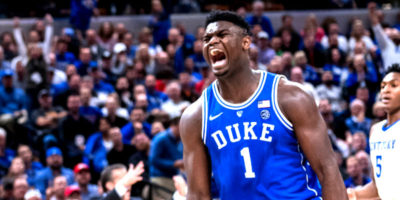 Zion Williamson of Duke