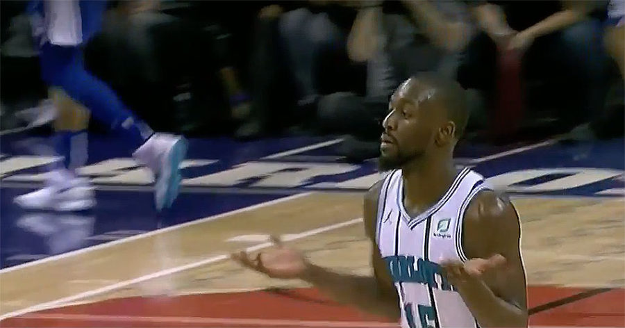Kemba Walker and Charlotte Hornets