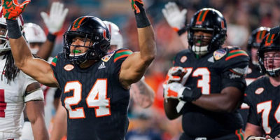 Miami Hurricanes college football Bowl