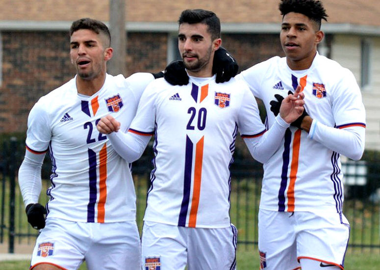 Missouri Valley College - NAIA Men's Soccer Championship