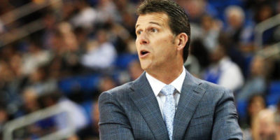 Steve Alford UCLA Bruins Basketball