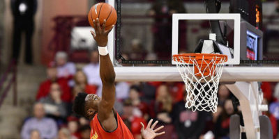 Bruno Fernando Maryland basketball